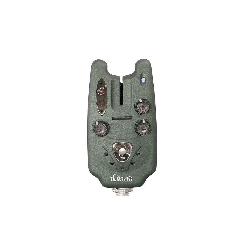 B.Richi Falcon STL Digital Bissanzeiger Einzelgerät, rot, gelb oder grün