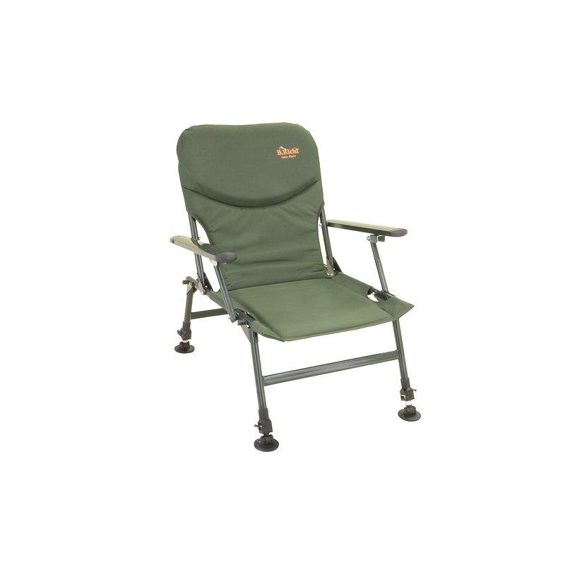 "B.Richi TYRO ""Cosy Chair"" Carp Chair mit Armlehnen"