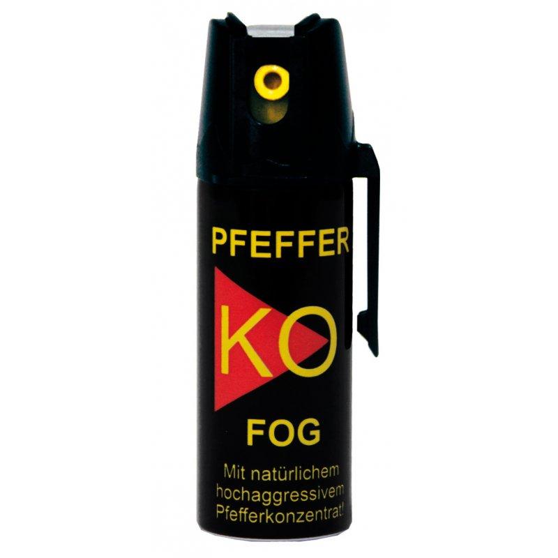 Klever Pfefferspray, Tierabwehrspray KO FOG - 50 ml