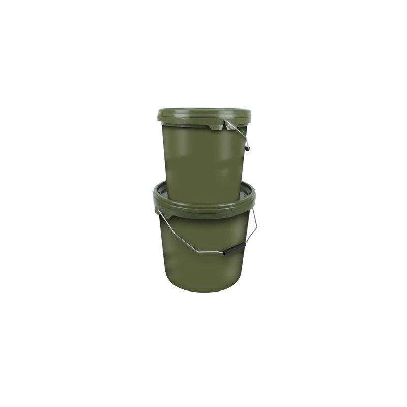 gardner green bucket olivgr ner eimer je 5 10 oder 15 liter. Black Bedroom Furniture Sets. Home Design Ideas