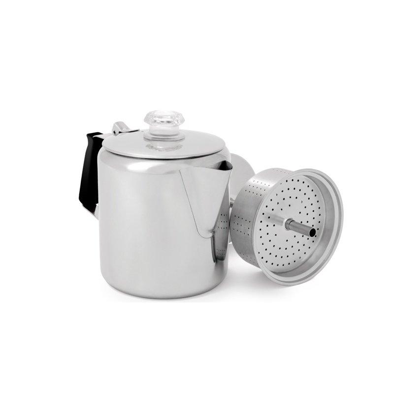 gsi edelstahl kaffeekanne stovetop kaffeemaschine 6. Black Bedroom Furniture Sets. Home Design Ideas