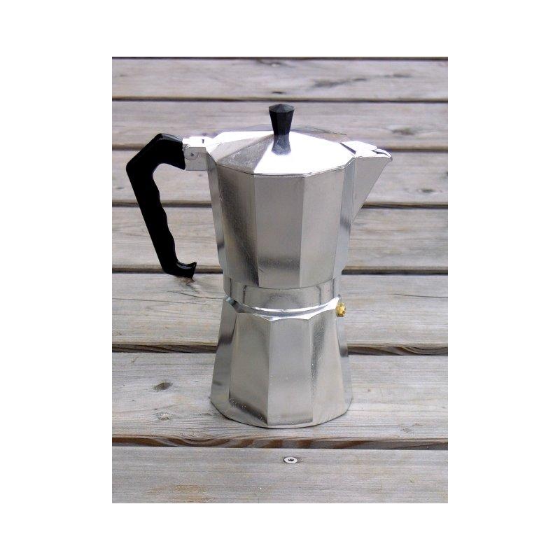 relags espresso maker kaffeemaschine bellanapoli 9 tassen 12 99 eu. Black Bedroom Furniture Sets. Home Design Ideas