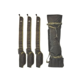 GARDNER QUIVER SET (QUIVER + 3 X ROD SLEEVES)