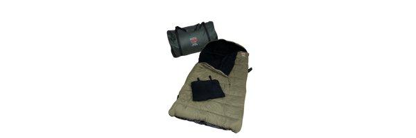 Schlafsäcke & Decken