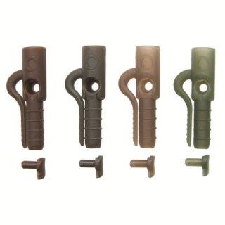 GARDNER COVERT MULTI CLIP, safety clips mit Stift, 4 Farben wählbar
