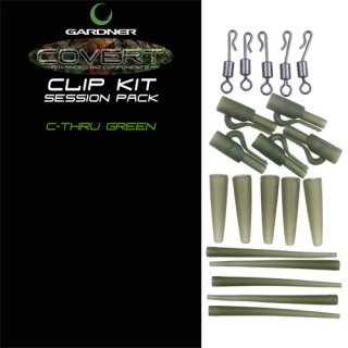 GARDNER COVERT CLIP KIT SESSION PACK, safety clip system