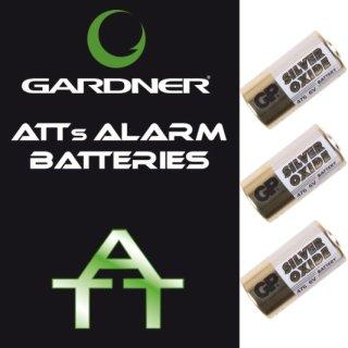 Batterieset für ATTs Bissanzeiger Inhalt 3 Stück