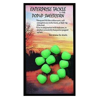 Enterprise Tackle Fluoro Pop Up Sweetcorn (Mais - Imitat) schwimmend, verschiedene Farben