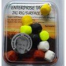 Enterprise Tackle Zig Rig Oberflächenköder, Surface Baits verschiedene Farben (Farbmischung)