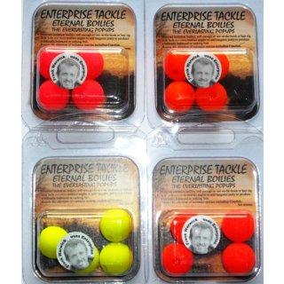Enterprise Tackle ET ETERNAL BOILIES - 18 mm verschiedene Farben