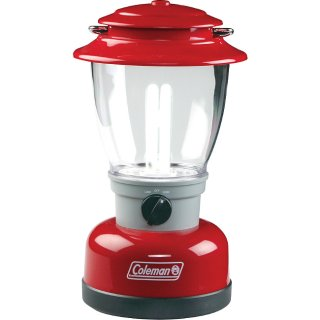 Coleman CPX 6 V Classic LED Laterne, rot