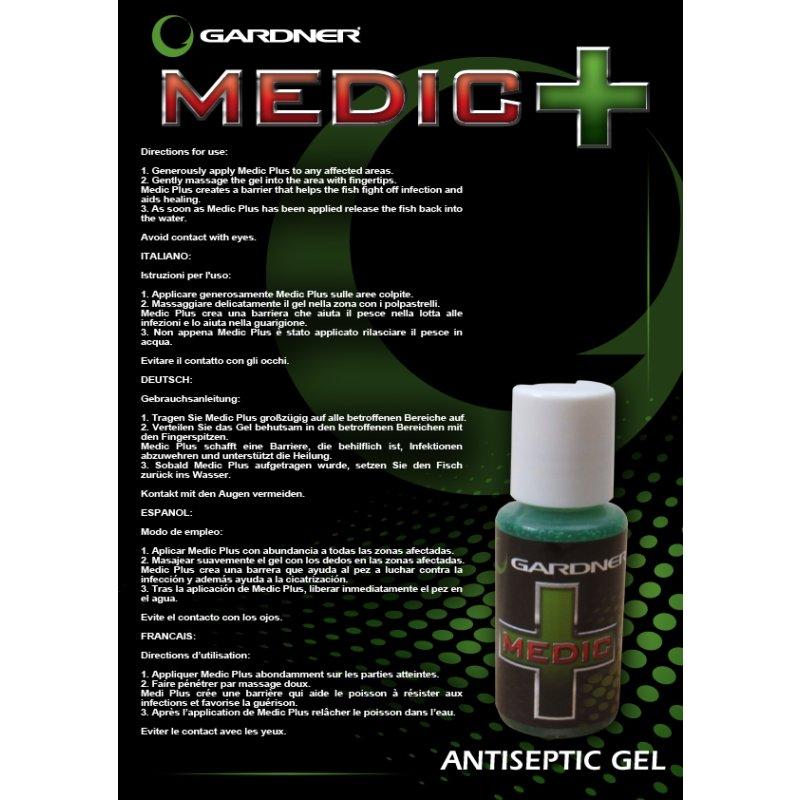 Gardner medic plus antiseptikum gel 9 99 for Gardner products