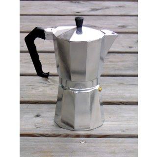 Basic Nature Espresso Maker Kaffeemaschine Bellanapoli, 9 Tassen