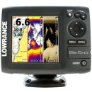 Lowrance Elite-5 HDI Farbecholot mit GPS- Kartenplotter