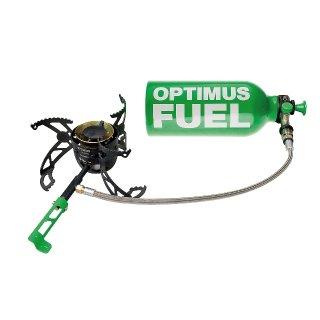 Optimus Mutlifuel Kocher Nova, Benzin und Petroleumkocher