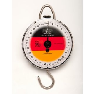 REUBEN HEATON Limited Edition SCALE Germany,  Waage bis 50 kg
