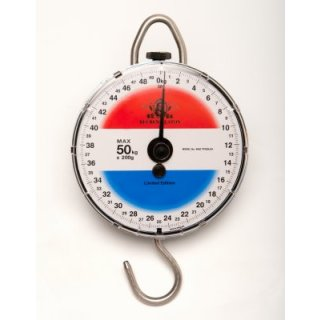 REUBEN HEATON Limited Edition SCALE Holland,  Waage bis 50 kg