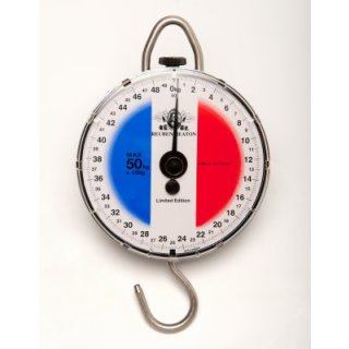 REUBEN HEATON Limited Edition SCALE France,  Waage bis 50 kg
