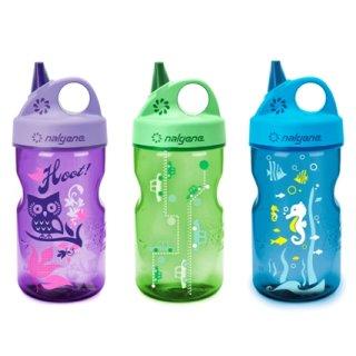 Nalgene Everyday Grip-n-Gulp Trinkflasche - 0,35 Liter verschiedene Farben wählbar