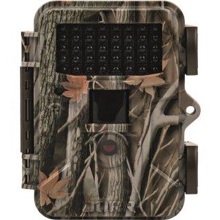 Dörr Überwachungskamera SnapShot MINI BLACK 12 MP HD Wildkamera, Fotofalle, Überwachungskamera, Farbe Camouflage