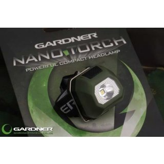 Gardner Nano (Head) Torch, Kopflampe