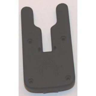 ATTs Backplate Original, hintere Gehäusehälfte für ATTs Alarm Bissanzeiger