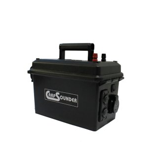 Carp Sounder e.Box Powerpack, mobile Stromversorgung