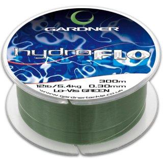 GARDNER HYDRO-FLO, grün oder klar, verschiedene Durchmesser wählbar
