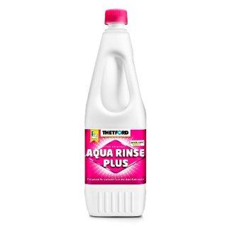 Thetford Sanitärzusatz Aqua Rinse Plus für Chemietoilette Campingtoilette, 1,5 Liter
