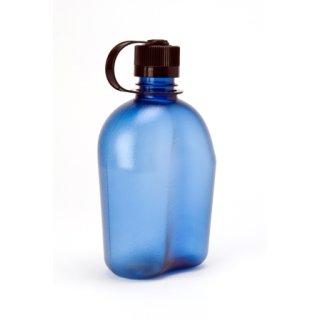 Nalgene Everyday Oasis Trinkflasche, Feldflasche mit Drehverschluß - 1 Liter, Farbe wählbar