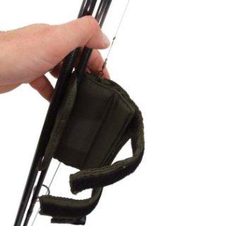 Gardner Tackle Rod & Lead Straps Rutenklettband mit Bleitasche 3er Pack