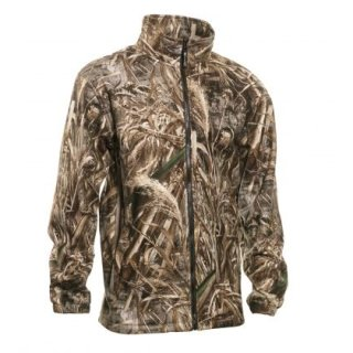 19c26aed6df08 Deerhunter Avanti Bonded Fleece Jacke, Realtree Max 5 Camo, 79,99 €