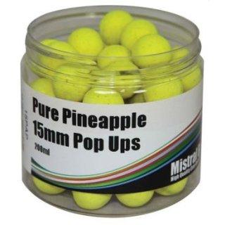 Mistral Baits Instant Carp Food Range Pop Up Boilies 15 oder 20 mm, verschiedene Sorten wählbar