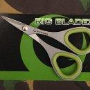 Gardner Rig Blades Schere mit Glatt und Wellenschliff
