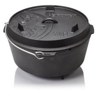 Petromax Feuertopf ft 12 Dutch Oven mit oder ohne Füße
