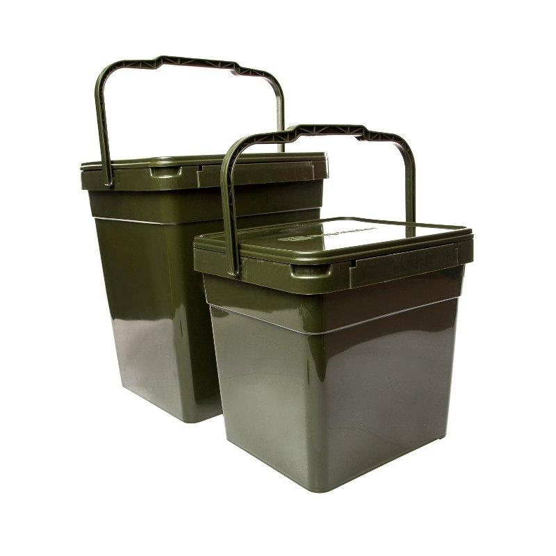 ridgemonkey modular bucket system xl eimer 30 liter 25 50. Black Bedroom Furniture Sets. Home Design Ideas
