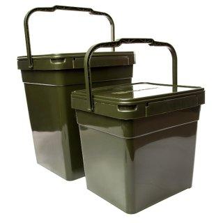RidgeMonkey Modular Bucket System Standard Eimer 17 Liter