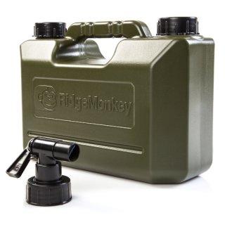 RidgeMonkey Heavy Duty Water Carrier 10 Liter, Wasser - Kanister