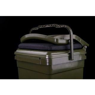 ridgemonkey cozee bucket seat cosy sitz f r modular bucket system xl 35 90. Black Bedroom Furniture Sets. Home Design Ideas
