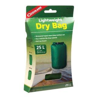 Coghlans Packsack Lightweight Dry Bag, 25 Liter