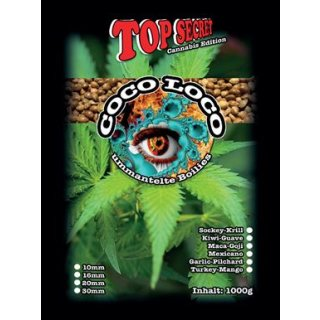Top Secret Cannabis Edition Boilie Coco Loco Mexicano 1 kg