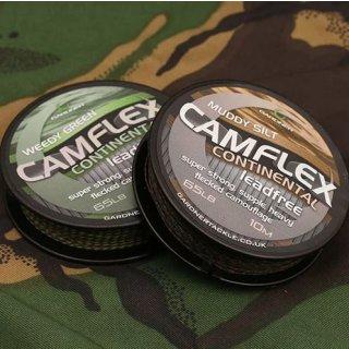GARDNER CAMFLEX CONTINENTAL LEADFREE, 10 m, 65 lb. 2 Farben wählbar