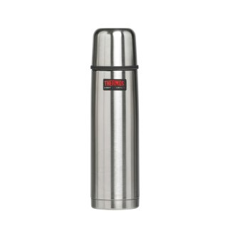 Thermos Edelstahl Isolierflasche, Thermosflasche Light & Compact