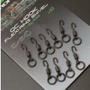 Gardner Tackle Covert QC Hook Flexi Ring Swivels