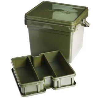 RidgeMonkey Compact Bucket System Eimer 7,5 Liter