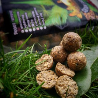 Top Secret Cannabis Edition Boilie Waterinsect 16 mm und 20 mm 1 kg