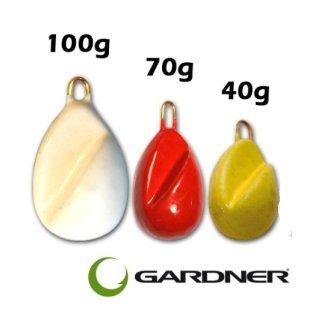 GARDNER SPIN DOCTOR, Schnurdrallentferner, wahlweise 40, 70 oder 100 Gramm